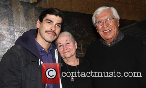 Raul Castillo and Parents 9