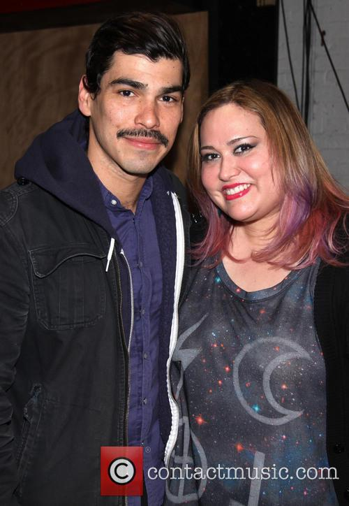 Raul Castillo and Tanya Saracho 7
