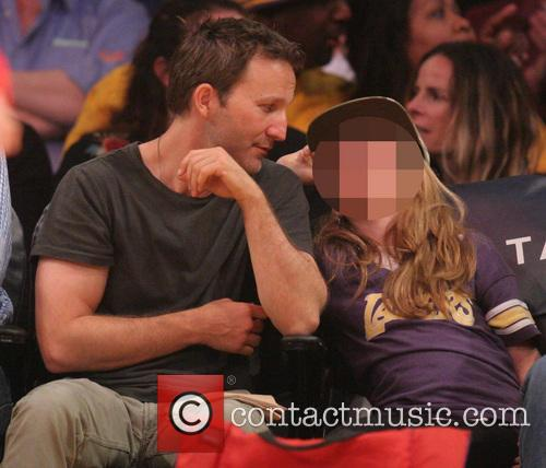 Breckin Meyer and Caitlin Willow Meyer 5