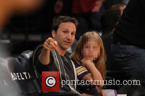 Breckin Meyer and Caitlin Willow Meyer 6