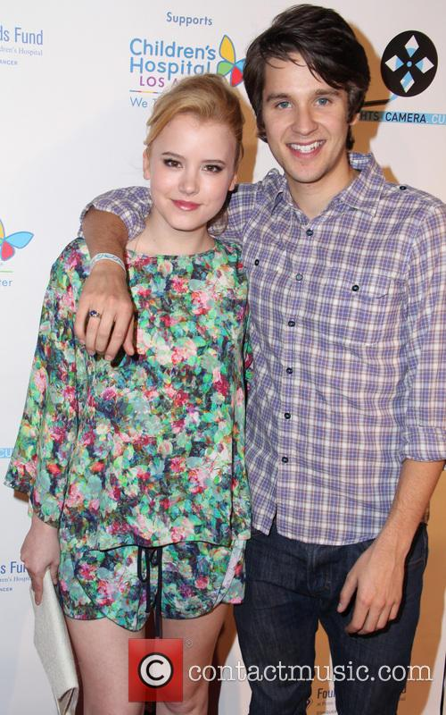 Taylor Spreitler and Devon Werkheiser 2