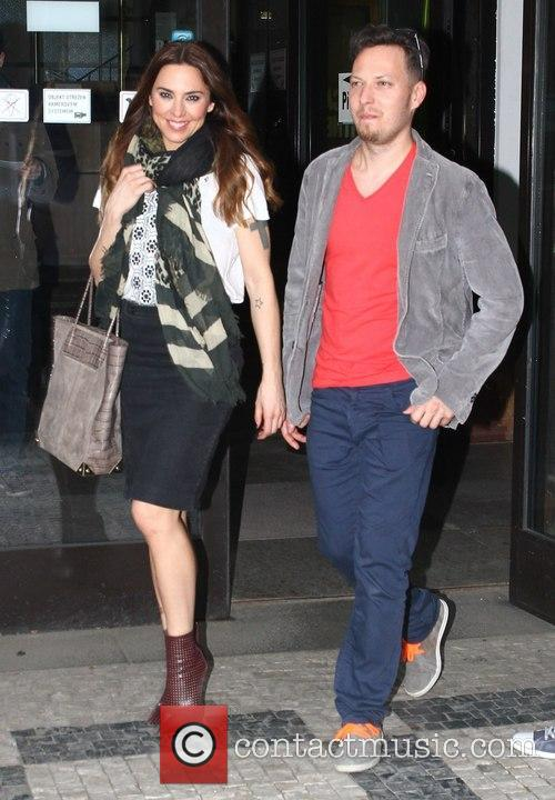 Mel C and Peter Aristone 7