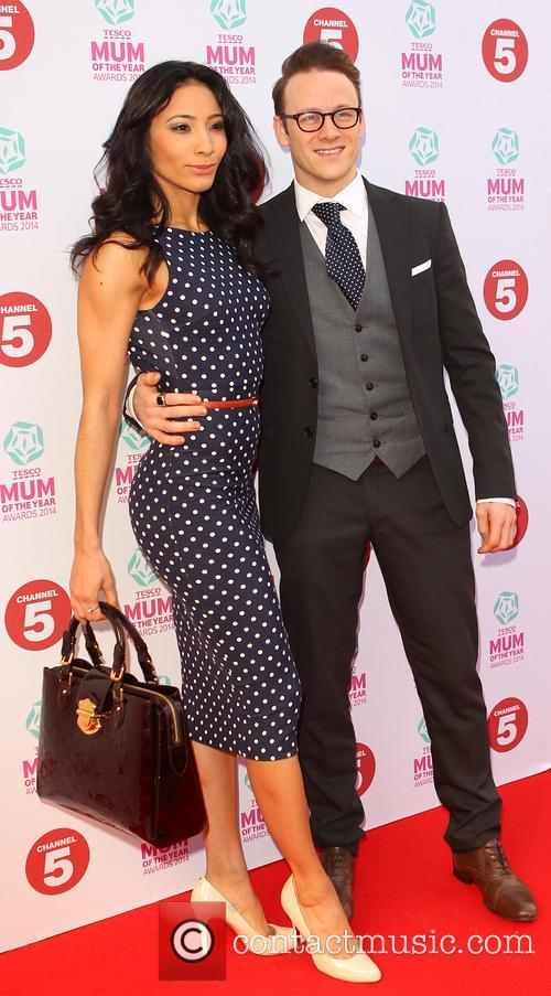 Karen Hauer and Kevin Clifton 6