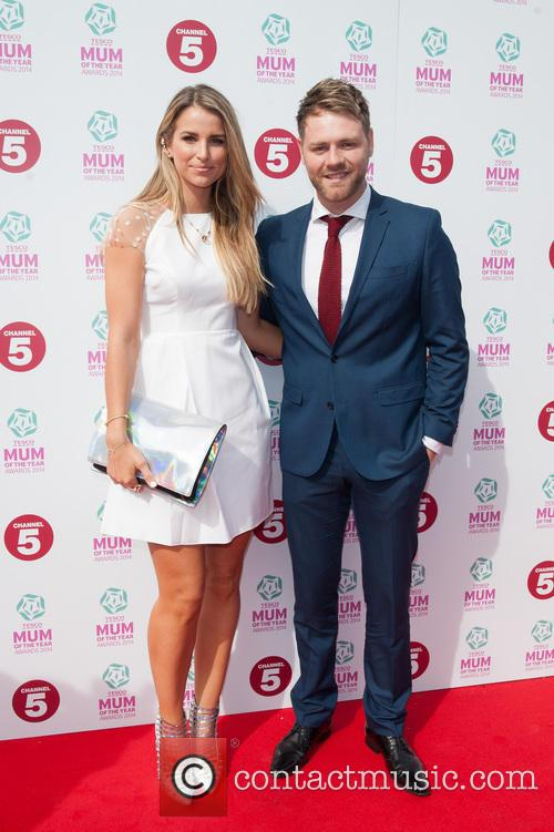 Brian Mcfadden and Vogue Williams 3