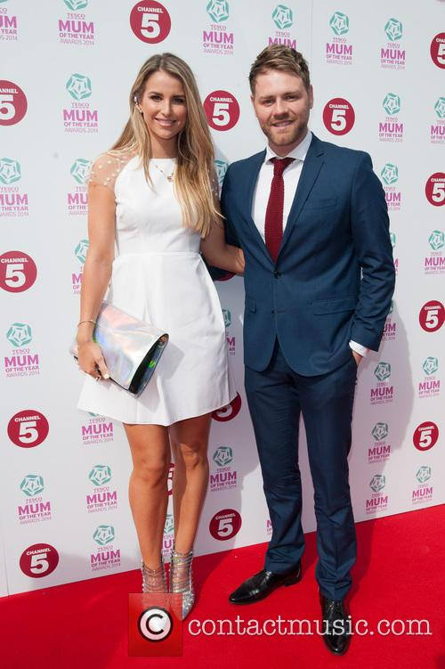 Brian Mcfadden and Vogue Williams 4