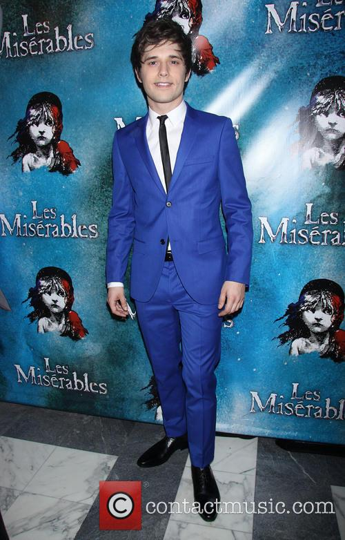 Les Miserables and Andy Mientus 3