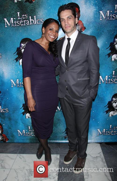 Audra Mcdonald and Will Swenson 2