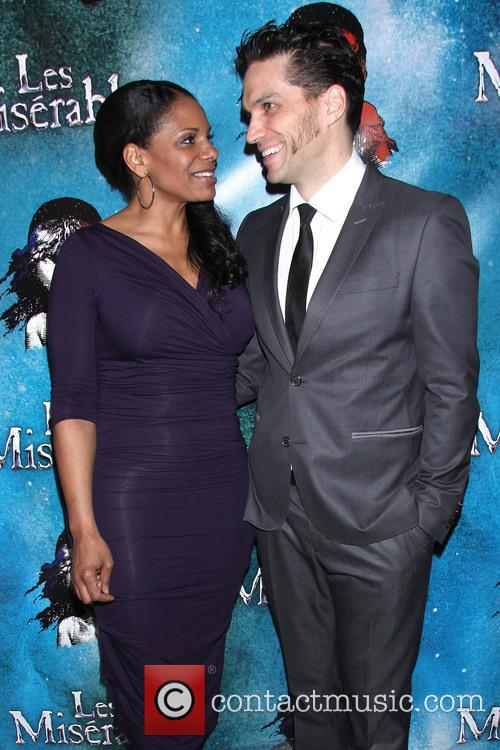 Audra Mcdonald and Will Swenson 3