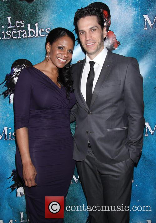 Audra Mcdonald and Will Swenson 1