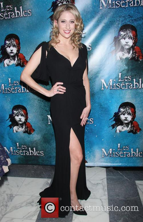 Opening Night After Party for Broadway's Les Miserables...