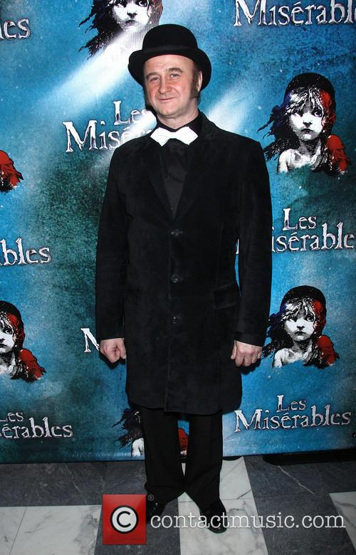 Les Miserables, Cliff Saunders, Imperial Theatre,, Imperial Theatre
