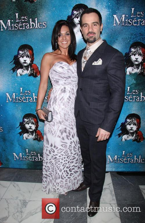 Les Miserables, Mandy Karimloo and Ramin Karimloo