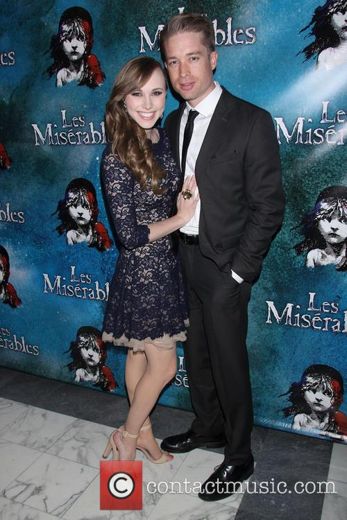 Les Miserables, Samantha Hill, Guest, Imperial Theatre,, Imperial Theatre