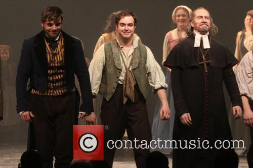 cast opening night of broadways les miserables 4123291