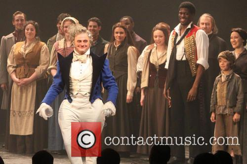 Les Miserables and Cliff Saunders 11