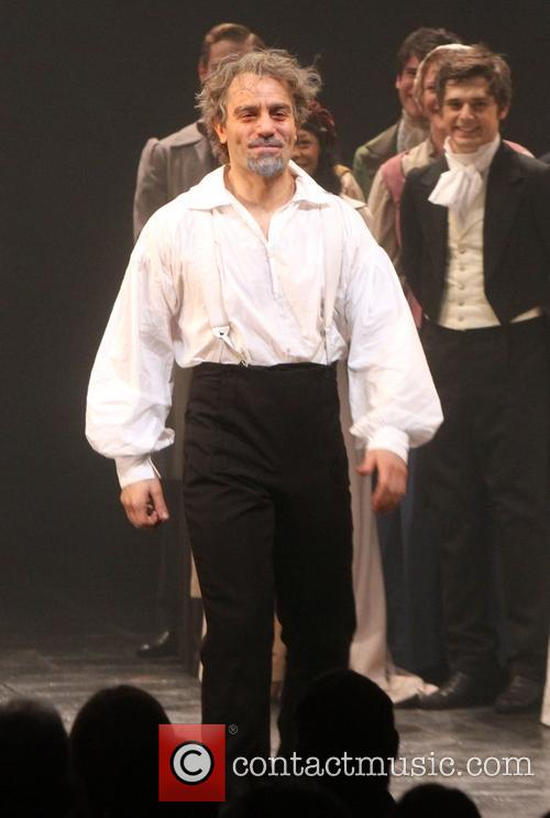 Les Miserables and Ramin Karimloo 9