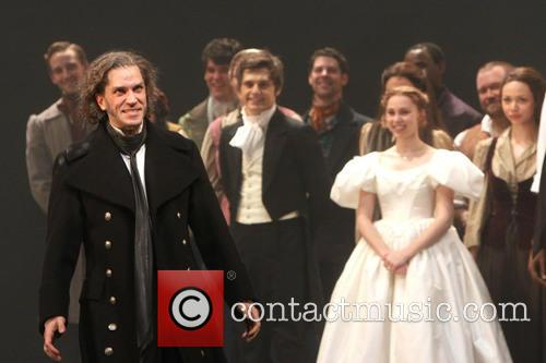 Les Miserables, Will Swenson, Imperial Theatre,, Imperial Theatre