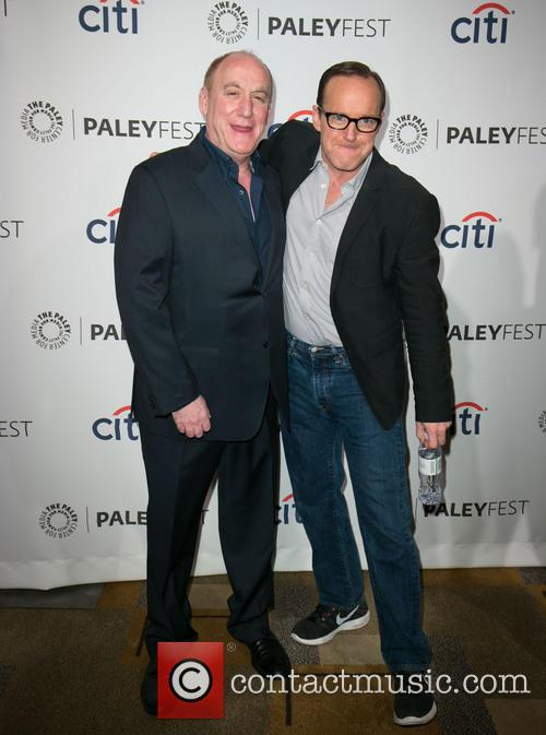 Jeph Loeb and Clark Gregg 1