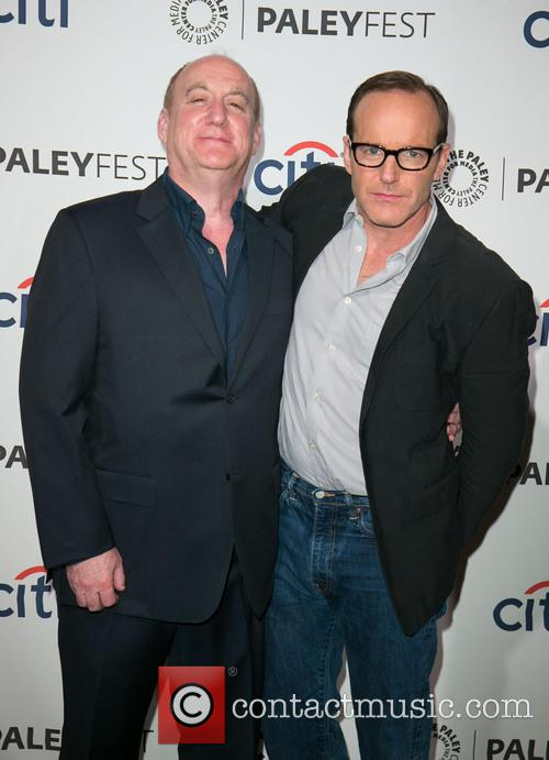 Jeph Loeb and Clark Gregg 6