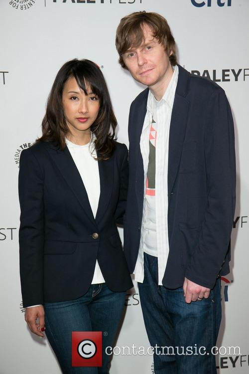 Maurissa Tancharoen and Jed Whedon 4