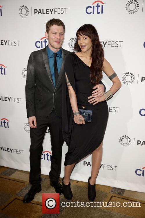 Joseph Morgan and Persia White 3