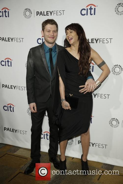 Joseph Morgan and Persia White 4