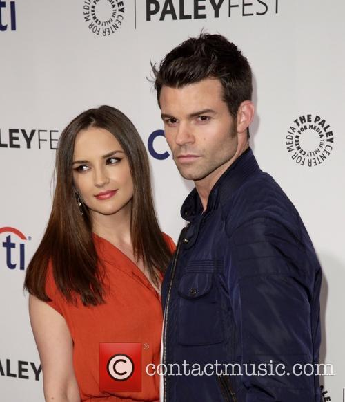 Rachael Leigh Cook and Daniel Gillies 1