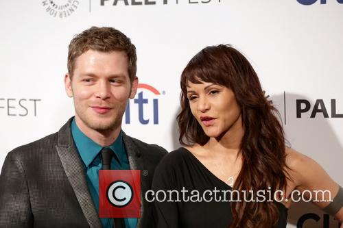 Joseph Morgan and Persia White 7