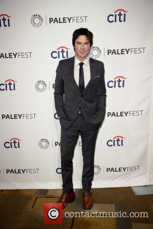 Ian Somerhalder, The Dolby Theater