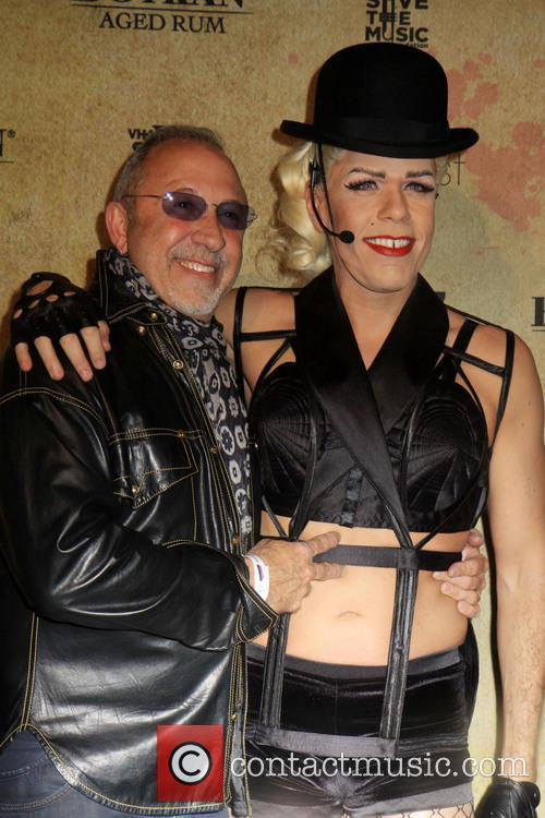 Emilio Estafan and Perez Hilton 1