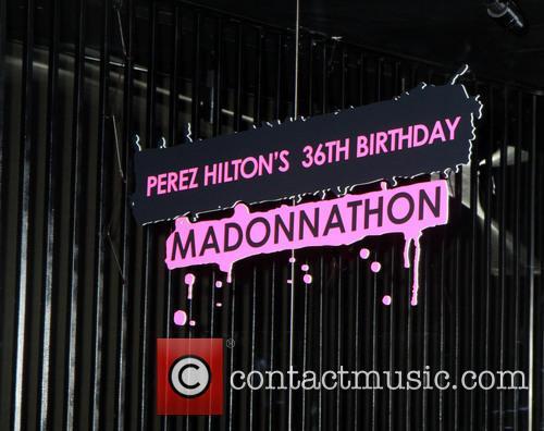 Perez Hilton and Madonna 3