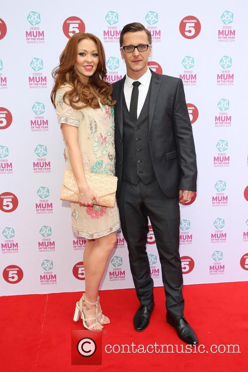 Natasha Hamilton and Ritchie Neville 6