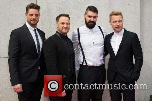 Boyzone, Keith Duffy, Mikey Graham, Shane Lynch and Ronan Keating 3
