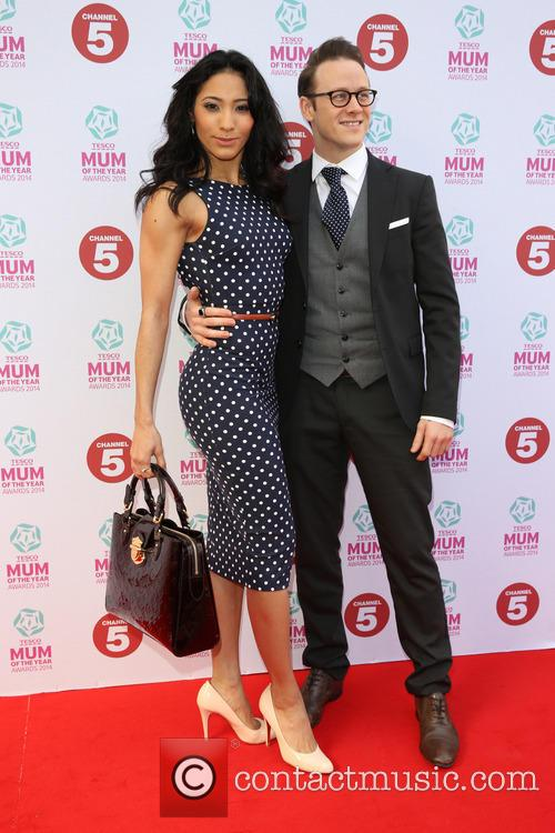 Karen Hauer and Kevin Clifton 10