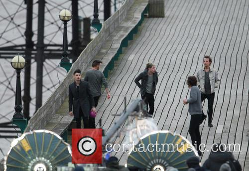 Niall Horan, Zayn Malik, Liam Payne, Harry Styles, Louis Tomlinson