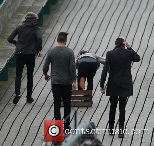 Zayn Malik, Liam Payne, Louis Tomlinson and Niall Horan 10