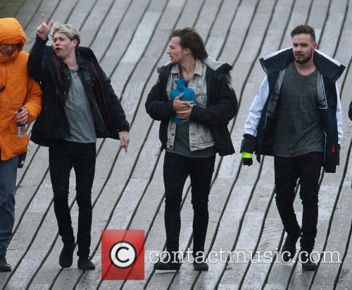 Liam Payne, Louis Tomlinson, Niall Horan