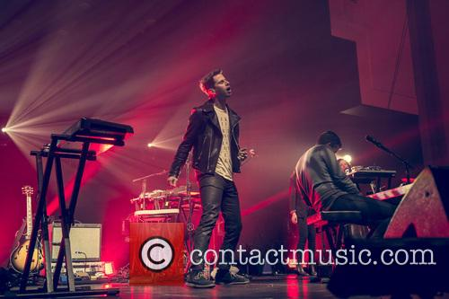 Foster The People performing live at the Troxy, London