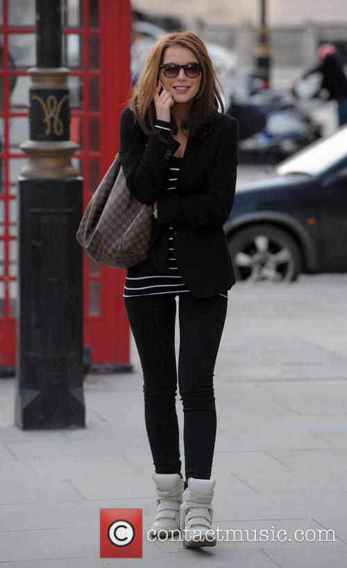 Helen Flanagan, Trafalgar Square