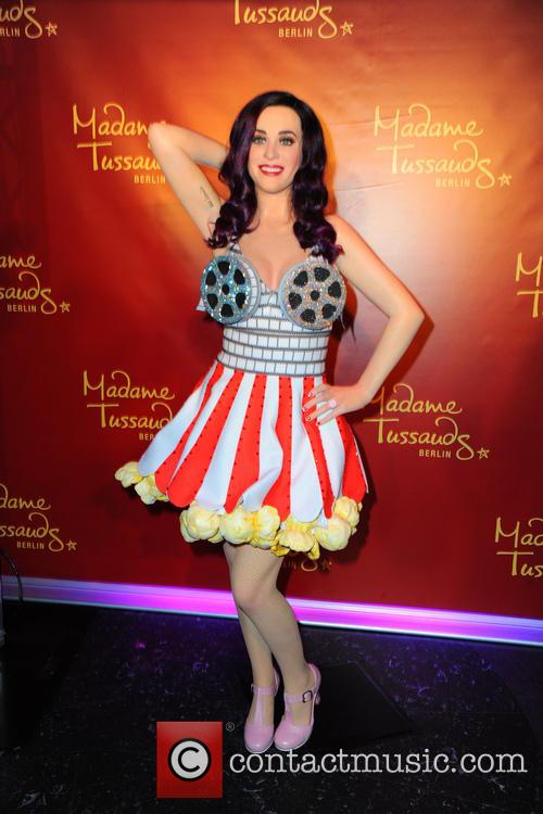 Katy Perry, Madame Tussauds