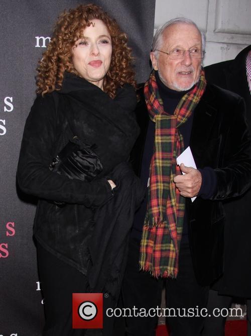 Bernadette Peters and Stan Herman 3