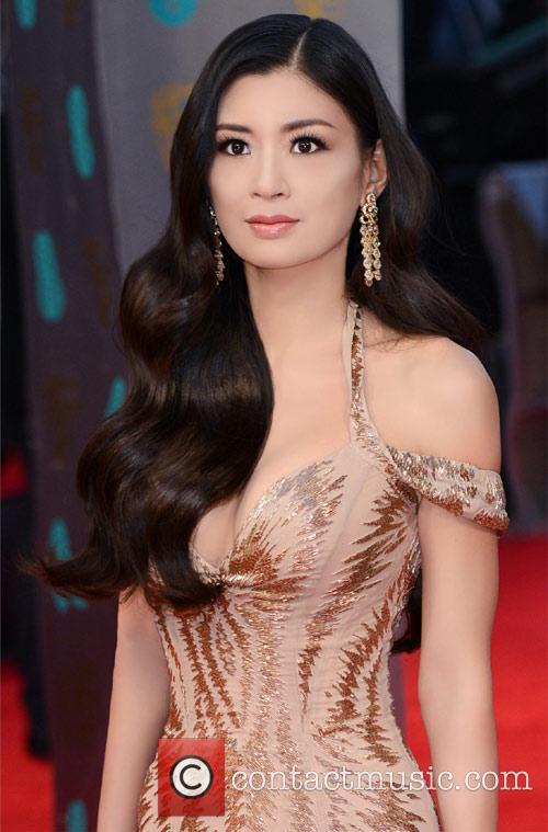 Rebecca Wang BAFTA Film Awards