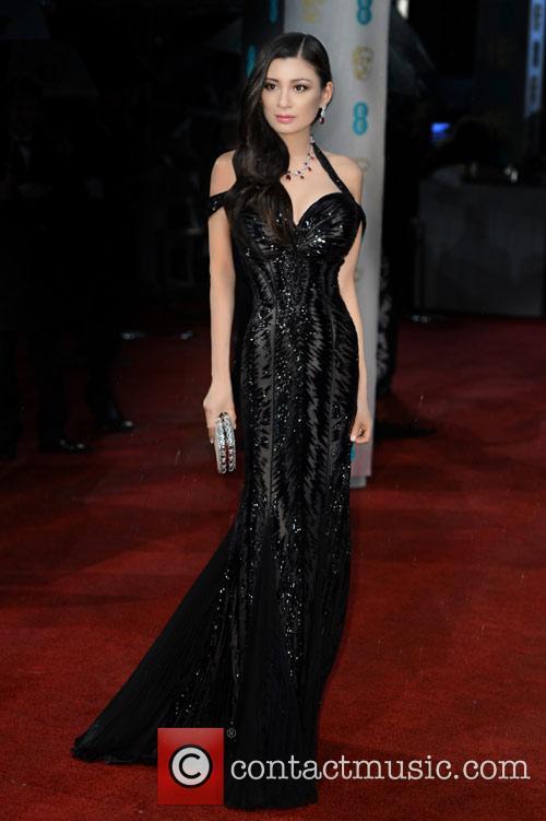 Rebecca Wang at BAFTA Film Awards