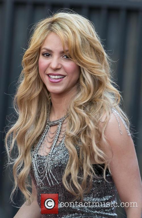 Shakira 20