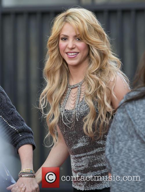 Shakira 36