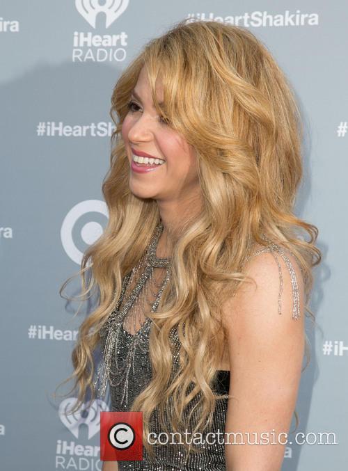 Shakira, iHeartRadio Theater in Burbank