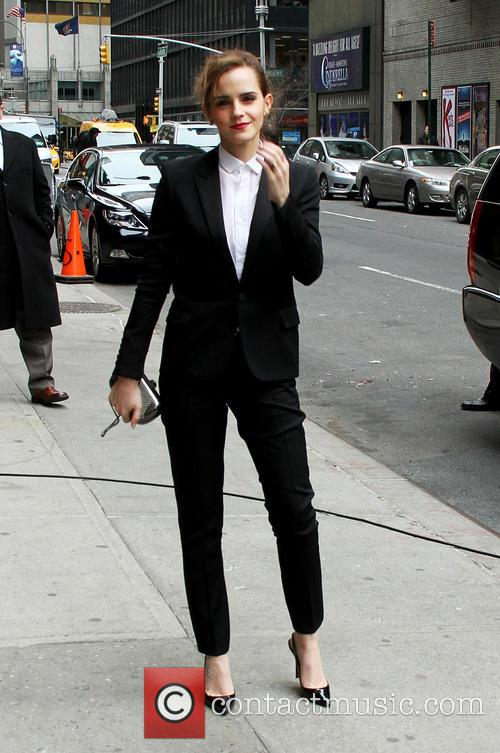 Emma Watson, Ed Sullivan Theater