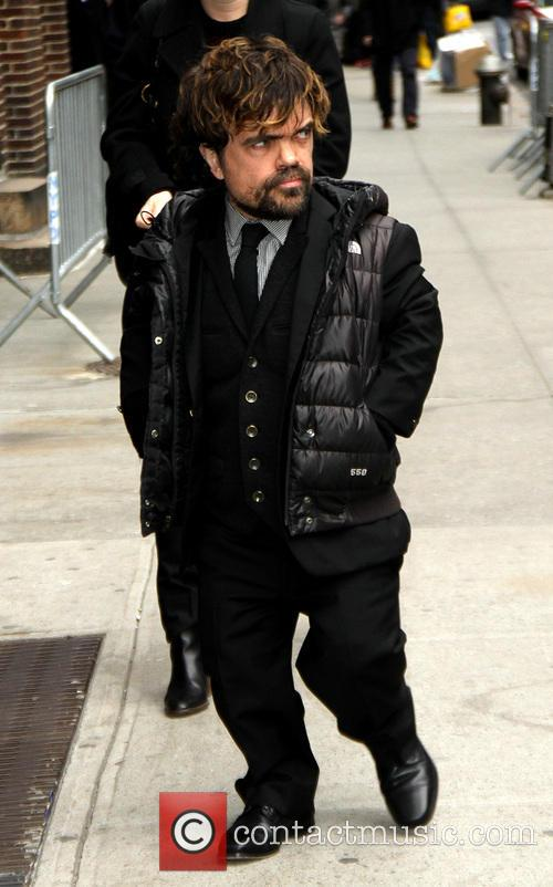 peter dinklage late show with david letterman 4125635