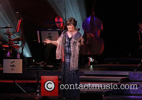 Susan Boyle, Manchester Bridgewater Hall