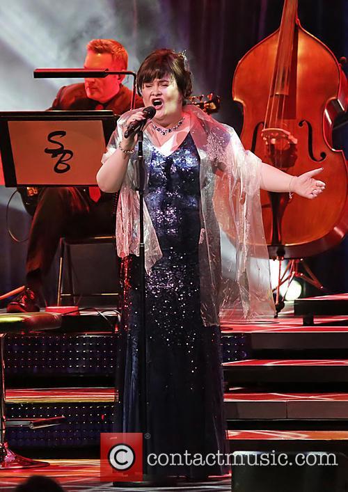 Susan Boyle 18
